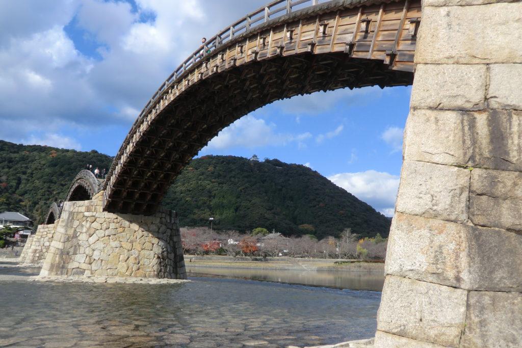 NIHHON - Brücke Iwakuni